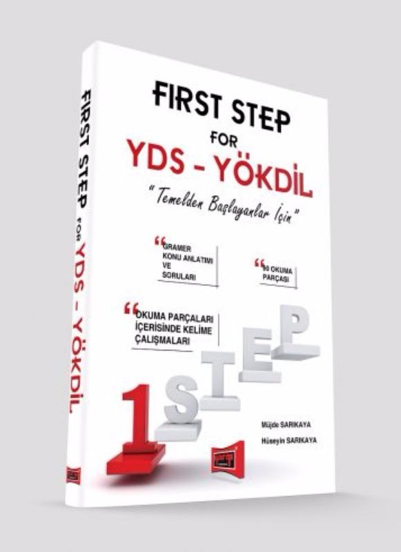 FIRST STEP for YDS  YÖKDİL Yargı Yayınları