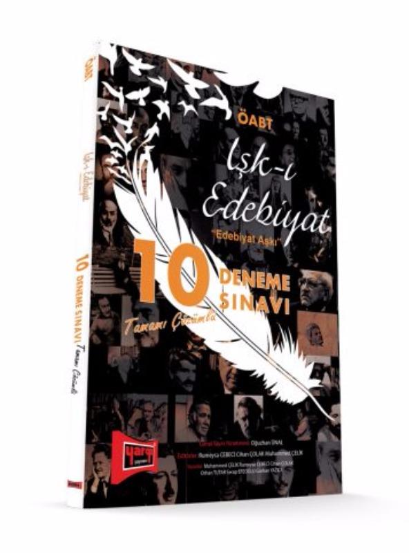 ÖABT Işkı Edebiyat Tamamı Çözümlü 10 Deneme Sınavı Yargı Yayınları 2017