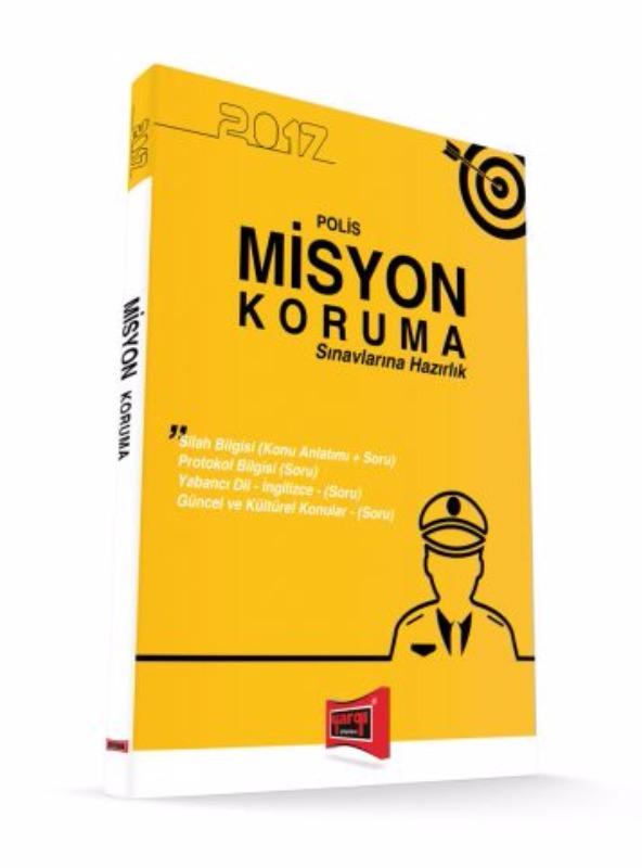 Yargı Yayınları 2017 Polis Misyon Koruma Sınavlarına Hazırlık Konu Anlatımı + Soru Bankası