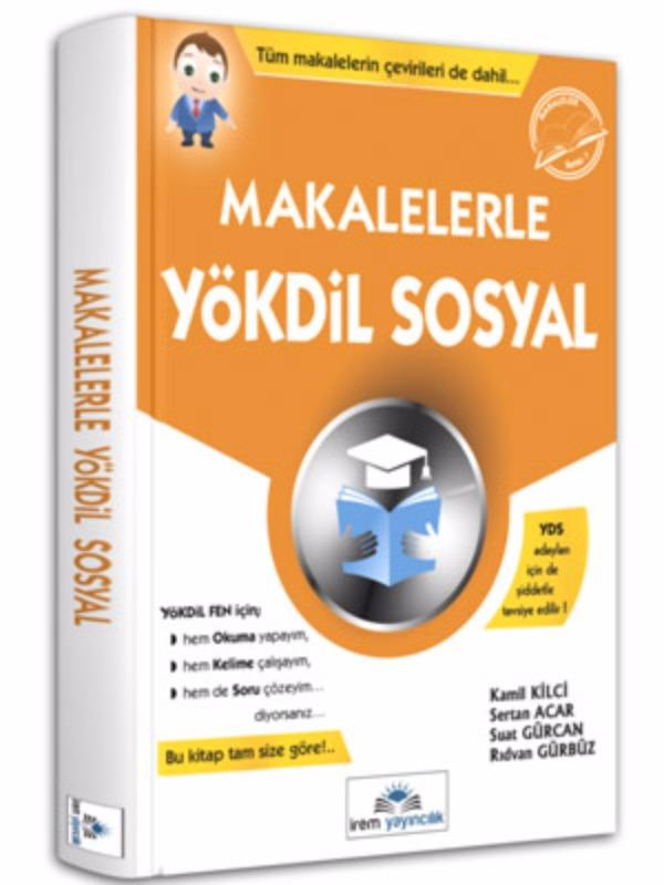 İrem Yayınları Makalelerle YÖKDİL Sosyal