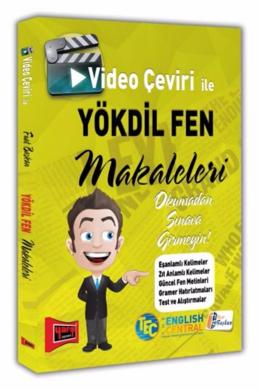 Video Çeviri İle YÖKDİL FEN Makaleleri Yargı Yayınları