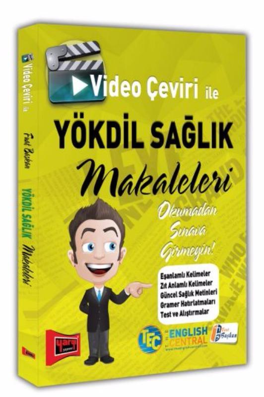 Video Çeviri İle YÖKDİL SAĞLIK Makaleleri Yargı Yayınları