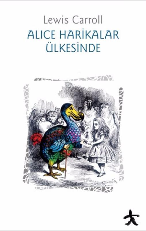 Alice Harikalar Diyarında Can yayınları