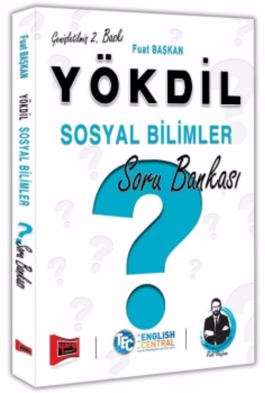 Sosyal Bilimler Soru Bankası Genişletilmiş 2. Baskı Yargı Yayınları YÖKDİL