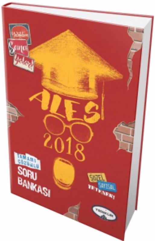 ALES Tamamı Çözümlü Soru Bankası Yediiklim Yayınları 2018