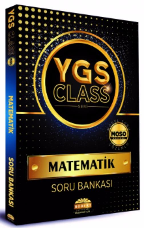 YGS Matematik Class Soru Bankası Robert Yayınları