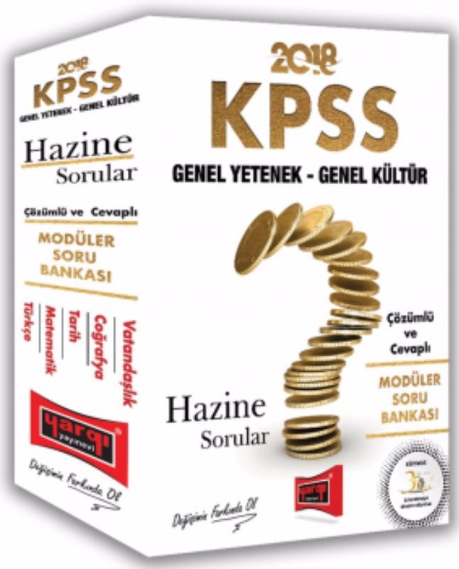Yargı Yayınları  KPSS GY GK Şampiyon Kazandıran Soru Bankası