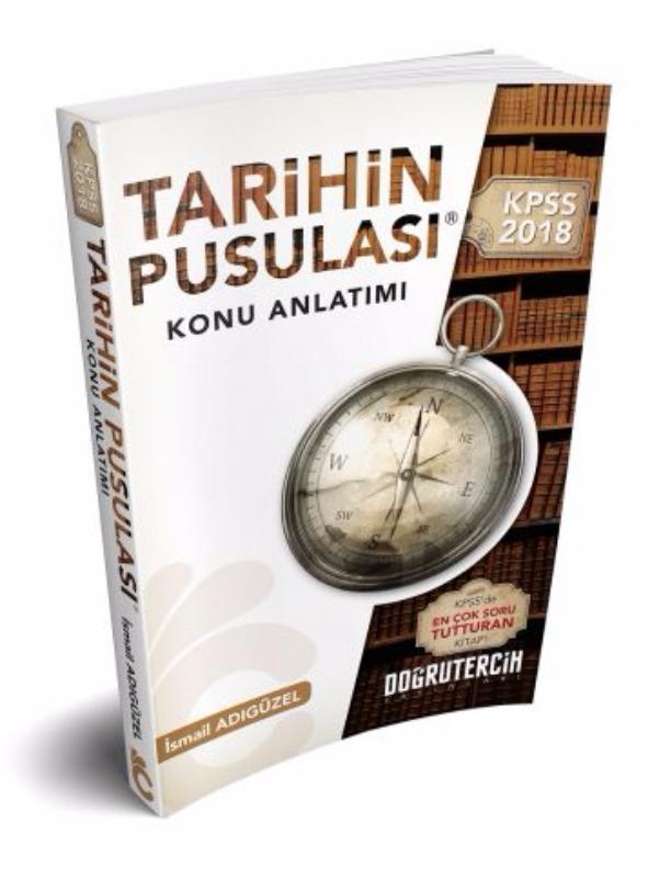KPSS Tarihin Pusulası Konu Anlatımı Doğru Tercih Yayınları 2018