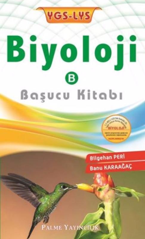 Palme Yayınları YGS LYS Biyoloji Başucu Kitabı B