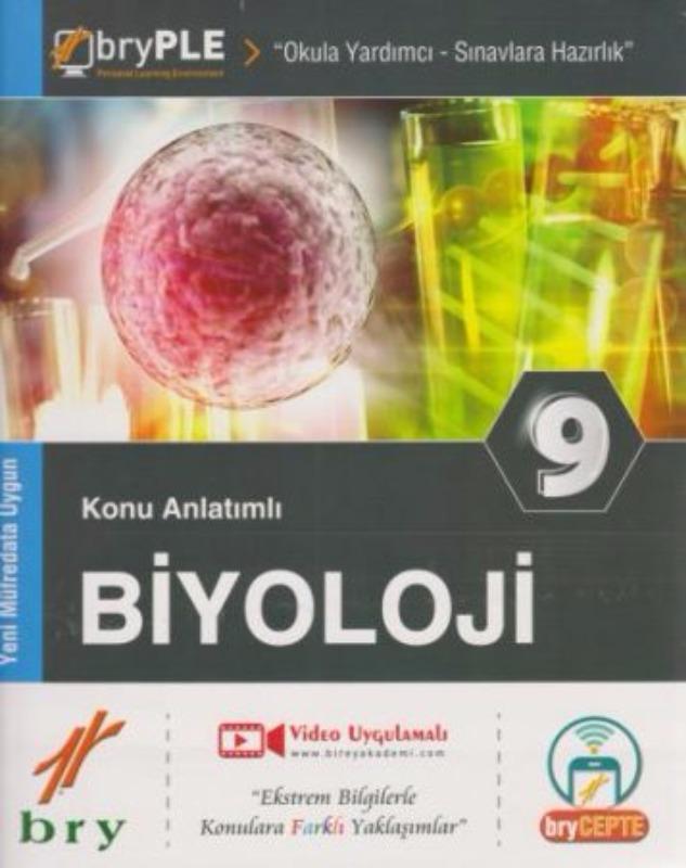 9. Sınıf Biyoloji Konu Anlatımlı Birey Yayınları
