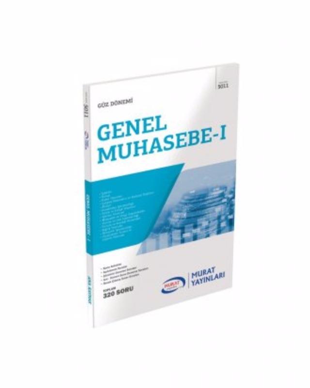 Genel Muhasebe 1 Kod-5011 Murat Yayınları
