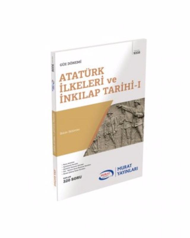 Atatürk İlkeleri ve İnkılap Tarihi 1-Türk Dili 1 (Kod 5005) Murat Yayınları