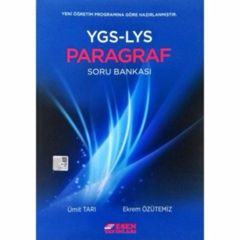 Esen Yayınları YGS LYS Paragraf Soru Bankası