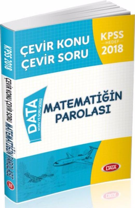 KPSS Matematiğin Parolası Çevir Konu Çevir Soru Data Yayınları