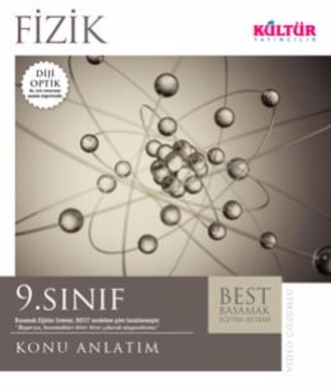 9. Sınıf Fizik Best Konu Anlatım Kültür Yayınları