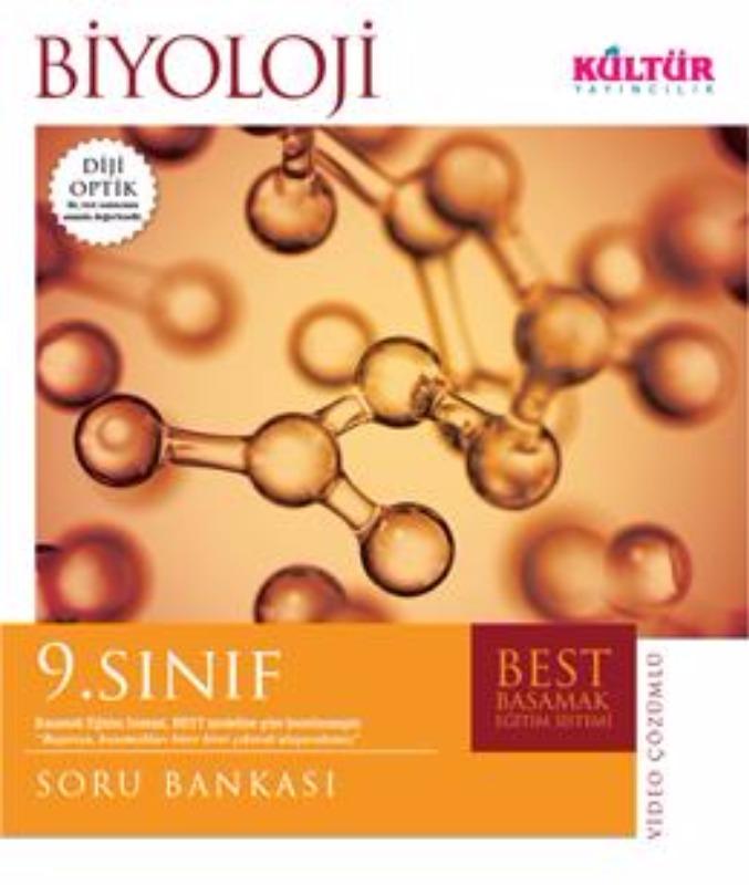 9. Sınıf Biyoloji Best Soru Bankası Kültür Yayınları
