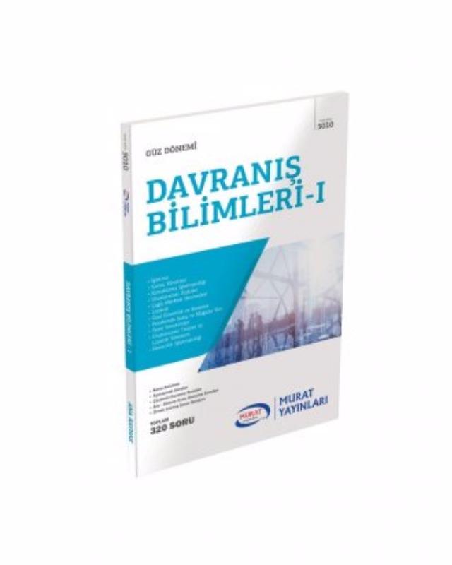 Davranış Bilimleri 1 Kod-5010 Murat Yayınları