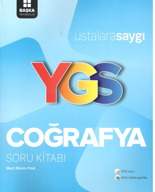 Başka Yayınları YGS Coğrafya Soru Bankası
