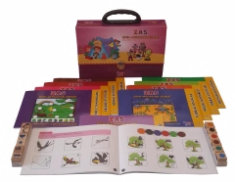 ZAS (Zihin Aktivasyon Sistemi) 3 yaş Yukatoys Yayınları