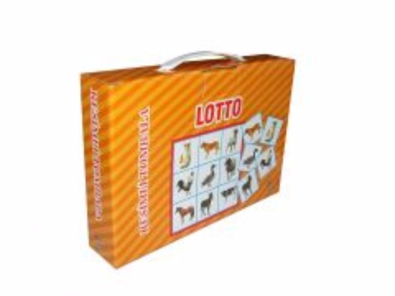 Lotto - Resimli Tombala Yukatoys Yayınları