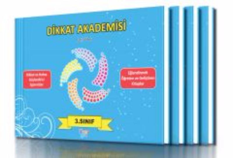 Dikkat Akademisi 3. Sınıf Yukatoys Yayınları