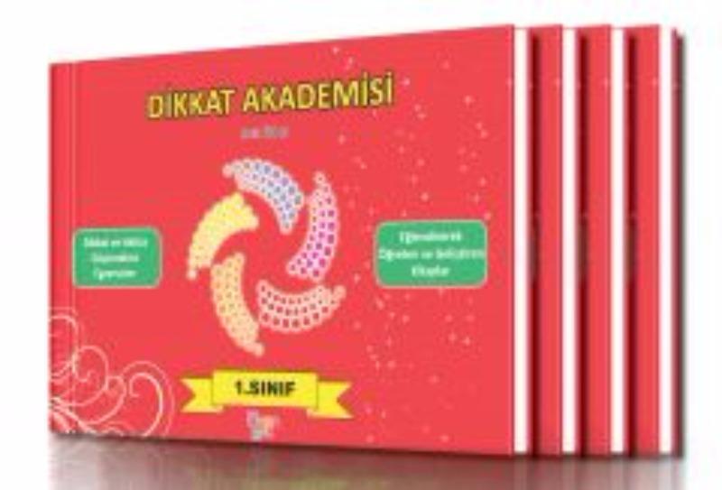Dikkat Akademisi 1. Sınıf Yukatoys Yayınları