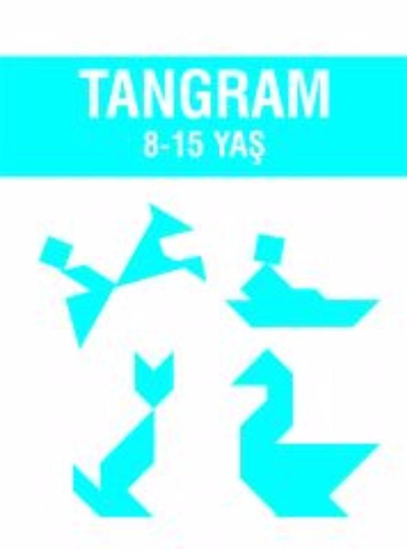 Tangram (8-15 yaş) Yukatoys Yayınları