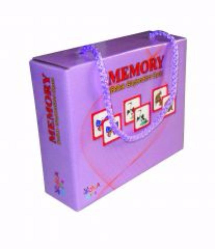 Memory ( Belek Güçlendirici Oyun) Yukatoys Yayınları