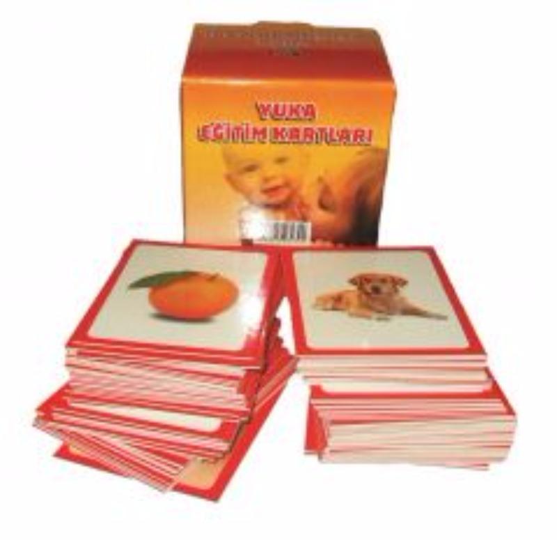 Yuka Eğitim Kartları Yukatoys Yayınları