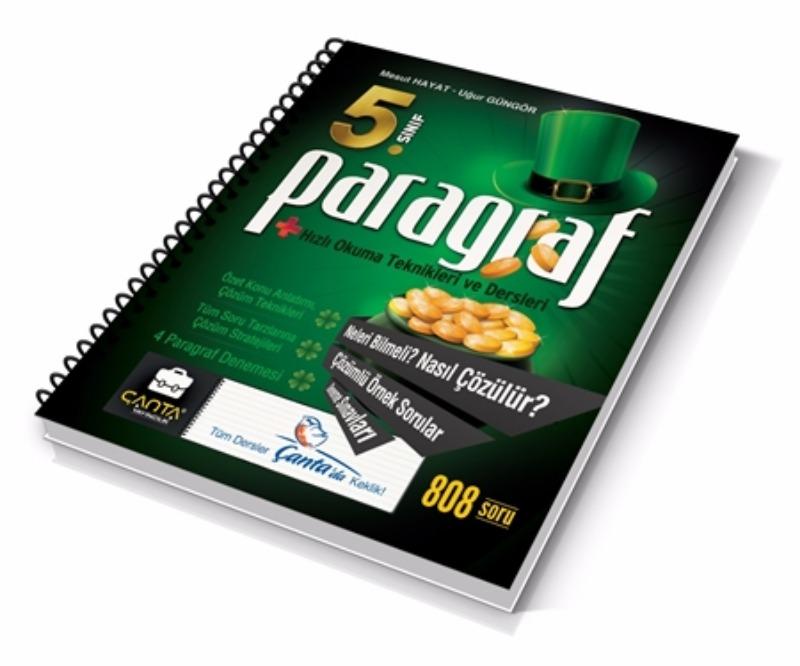 5. Sınıf Paragraf Soru Bankası Çanta Yayınları