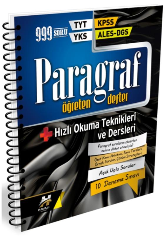 Paragraf Öğreten Defter Çanta Yayınları
