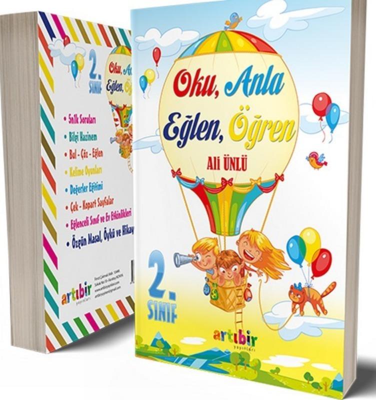 2.Sınıf Oku, Anla, Eğlen, Öğren Artıbir Yayınları