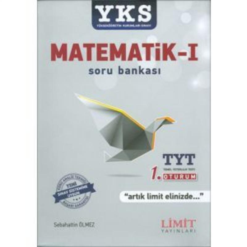 YKS 1.Oturum TYT Matematik 1 Soru Bankası Limit Yayınları