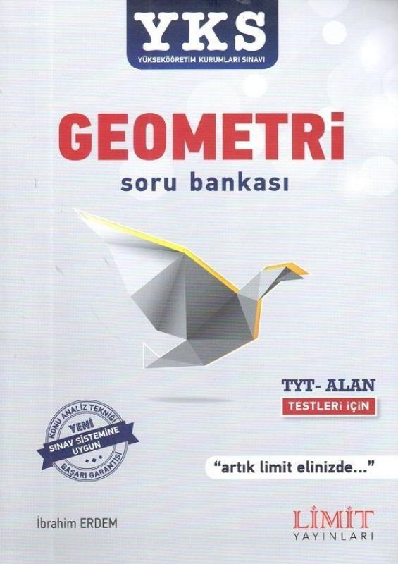 YKS TYT 1.Oturum Alan Geometri Soru Bankası Limit Yayınları