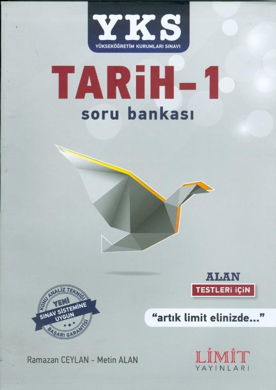 YKS 1.Oturum Tarih 1 Soru Bankası Limit Yayınları