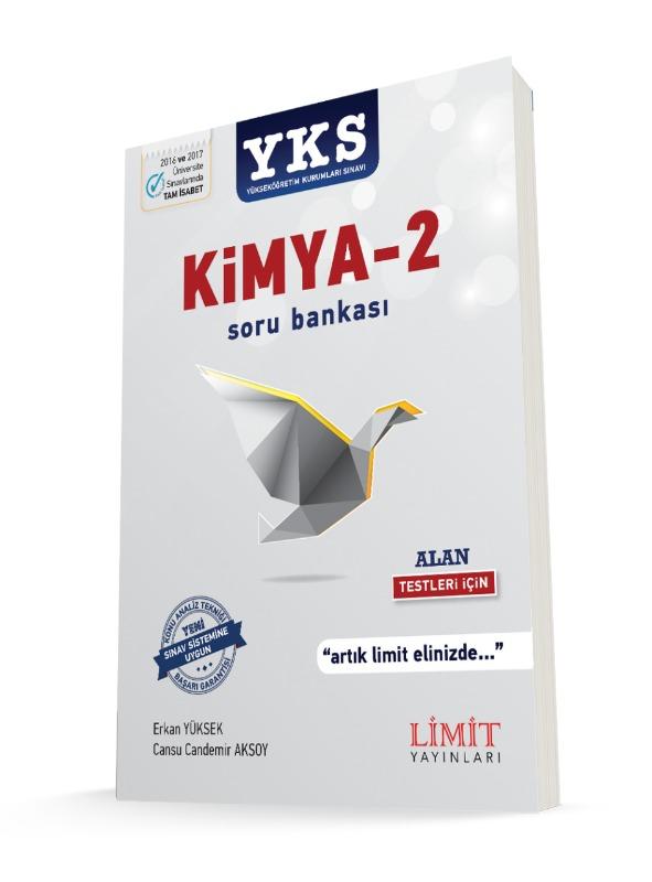 YKS Kimya 2 Soru Bankası Limit Yayınları