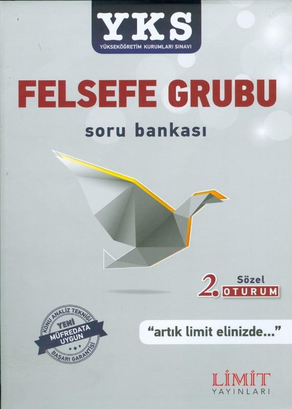 YKS 2.Oturum Felsefe Grubu Soru Bankası Limit Yayınları