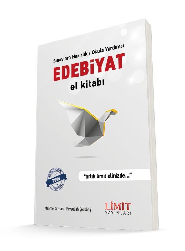 Edebiyat El Kitabı - Limit Yayınları