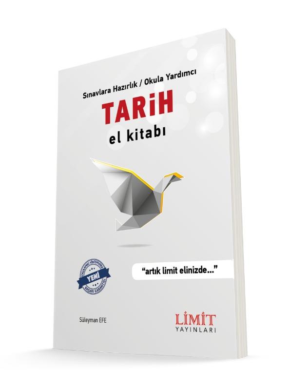 YKS Tarih El Kitabı Limit Yayınları