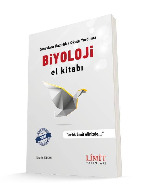 YKS Biyoloji El Kitabı Limit Yayınları
