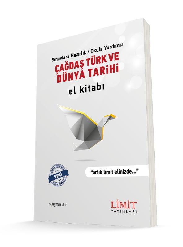 YKS Çağdaş Türk Dünya Tarihi El Kitabı - Limit Yayınları