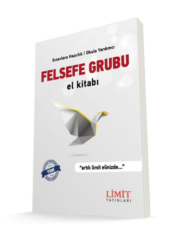 YKS Felsefe Grubu El Kitabı Limit Yayınları