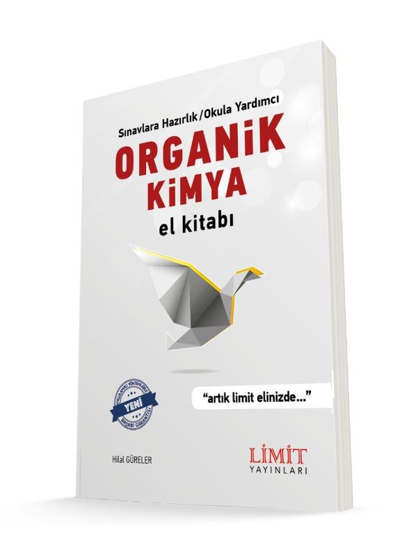 YKS Organik Kimya El Kitabı Limit Yayınları
