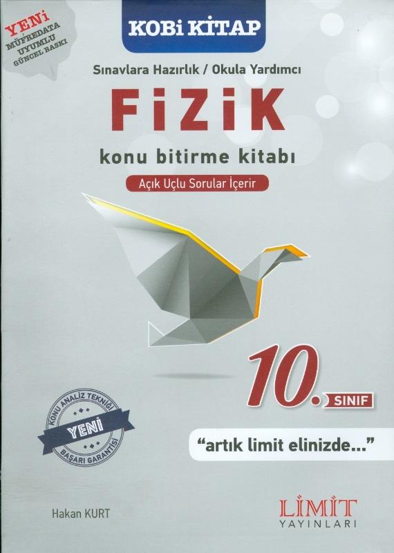 10.sınıf Fizik konu bitirme kitabı limit yayınları
