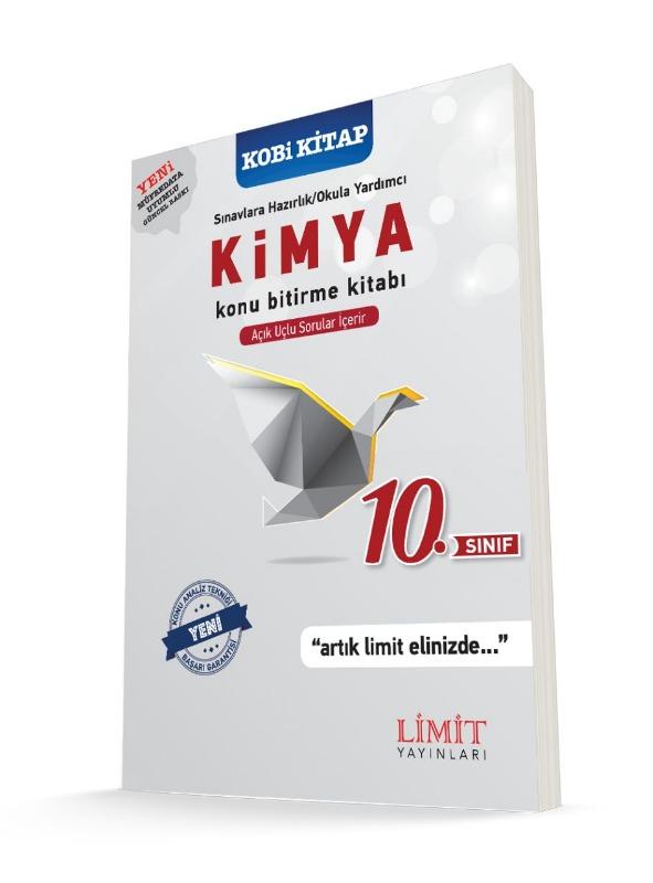 10.Sınıf Kimya Konu Bitirme Kitabı Limit Yayınları
