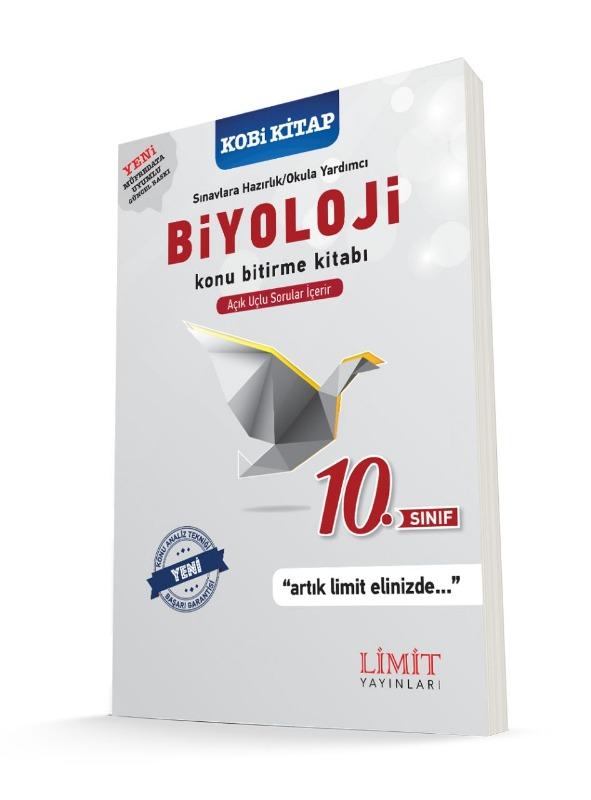 10.Sınıf Biyoloji Konu Bitirme Kitabı Limit Yayınları