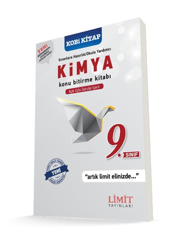 9.Sınıf Kimya Konu Bitirme Kitabı Limit Yayınları