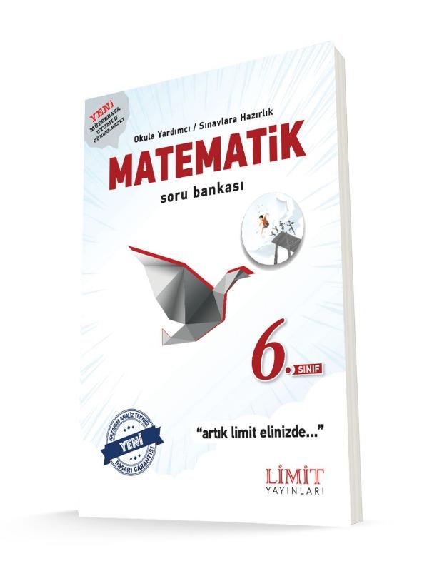 6.Sınıf Matematik Soru Bankası Limit Yayınları