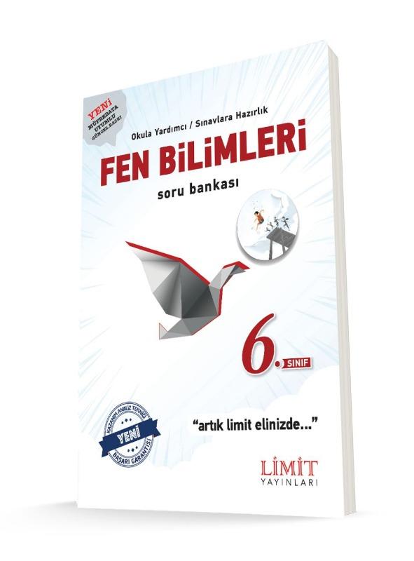 6.Sınıf Fen Bilimleri Soru Bankası Limit Yayınları
