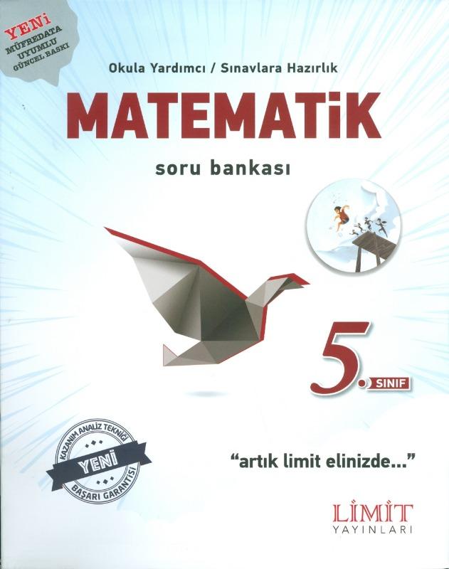 5.Sınıf Matematik Soru Bankası Limit Yayınları